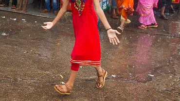 Indie. Zdjęcie ilustracyjne