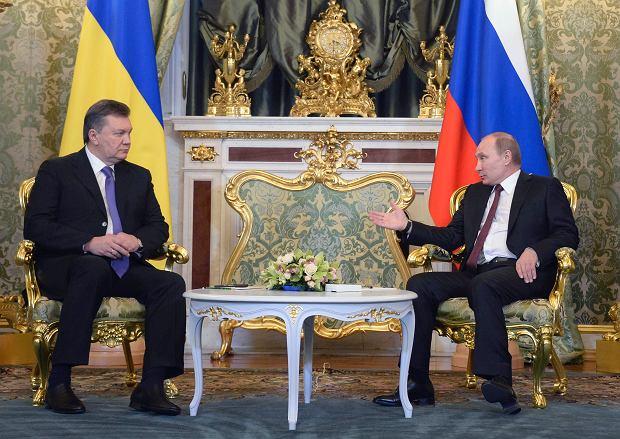 Rosja już szantażuje Ukrainę swoją braterską pomocą