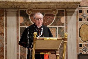"""Watykan. Kardynał Parolin: Sprawa zakupu nieruchomości za około 200 mln dolarów jest """"nieprzejrzysta"""""""