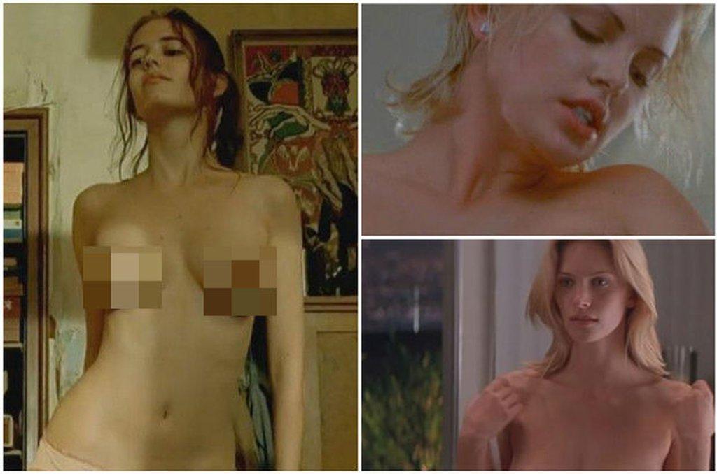 Nagość w filmie już dawno przestała szokować, ale też i najlepsze aktorki oszczędnie dawkują swoje ciało na ekranie. Stąd zaskoczenie, kiedy dowiadujemy się, że TA aktorka debiutowała nago. Zobaczcie, kto jeszcze oprócz Charlize Theron czy Angeliny Jolie rozbierał się na początku swojej kariery.