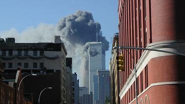 WTC w Nowym Jorku. 11 września 2001 r.
