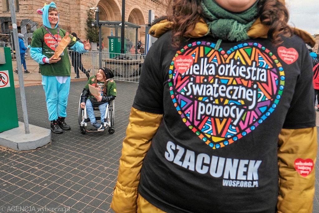 13.01.2019, Poznań, 27. Finał Wielkiej Orkiestry Świątecznej Pomocy