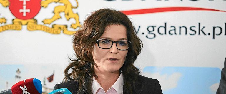 Aleksandra Dulkiewicz będzie kandydować w wyborach na prezydenta Gdańska