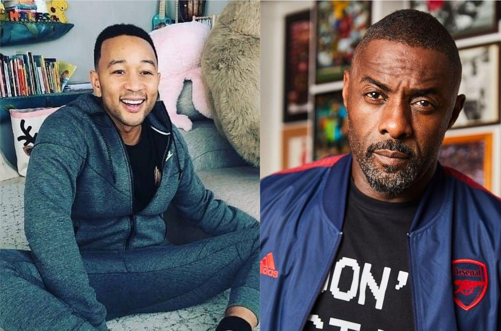 John Legend najseksowniejszym mężczyzną świata. Idris Elba komentuje i ostrzega