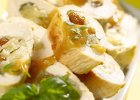 Piersi kurczaka z jabłkami - Zdjęcia