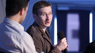 Sławomir Sierakowski, szef ''Krytyki Politycznej''