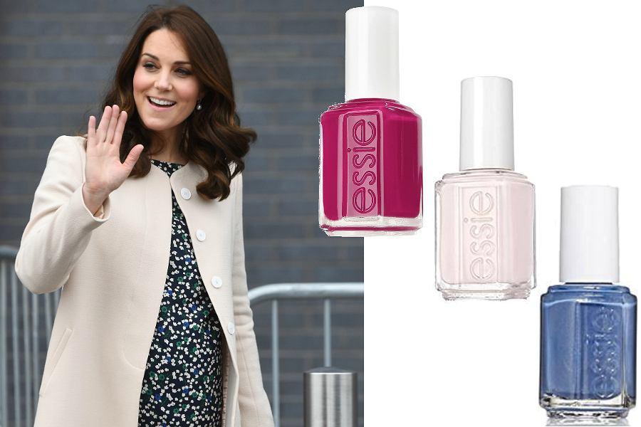 Lakiery Essie - Kate Middleton