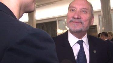 Antoni Macierewicz ministrem w rządzie PiS?