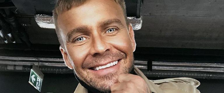 Dawid Woliński zmienił fryzurę. W takiej odsłonie jeszcze go nie widzieliśmy - blond już był, ale taki?