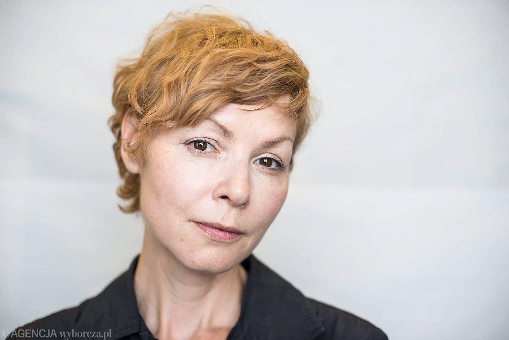 / Agnieszka Glińska,  fot. Kornelia Głowacka-Wolf