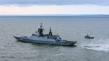 Ktoś wysyła fałszywe rosyjskie okręty na Gdańsk i Gdynię