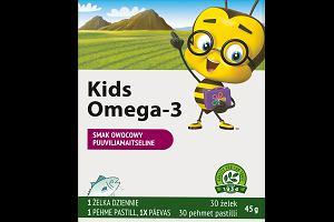 NUTRILITE Kids Omega-3: smakowity suplement diety