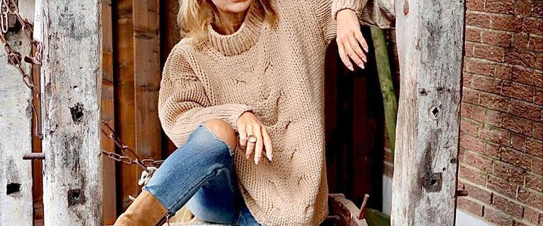 Najmodniejsze swetry i spodnie dla 50-tek za mniej niż 40 zł. Ubrań tej marki nie znajdziecie nigdzie indziej!