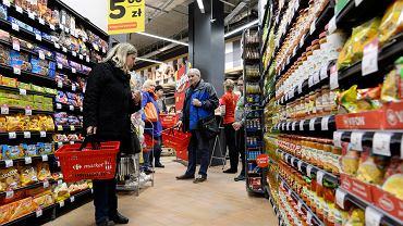 Hipermarket Carrefour w Olsztynie
