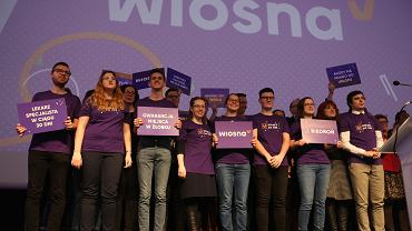 Konwencja regionalna partii Wiosna Roberta Biedronia, Poznań 6 lutego 2019