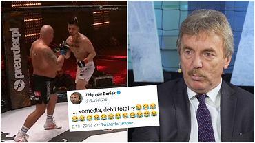 Zbigniew Boniek skomentował dyskwalifikację Marcina Najmana