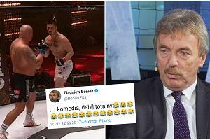 Zbigniew Boniek ostro o Marcinie Najmanie. Nie wytrzymał. Tak zareagował na walkę