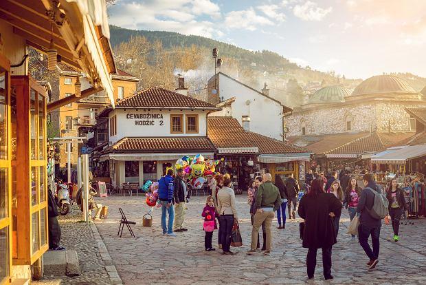 Turecka dzielnica w Sarajewie