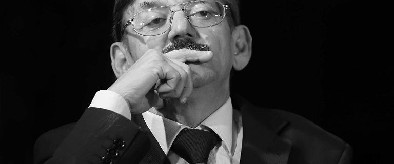 Dr Jerzy Targalski nie żyje. Historyk i publicysta miał 69 lat