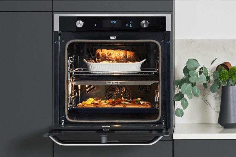 Piekarnik do zabudowy Samsung Dual Cook