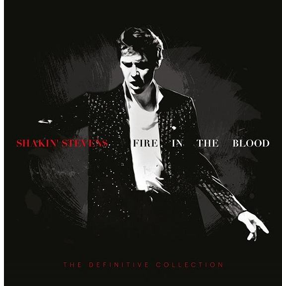 Album 'Fire In The Blood'