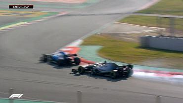 Robert Kubica i Lewis Hamilton