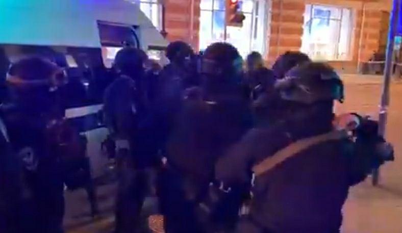Akcja FSB w Moskwie