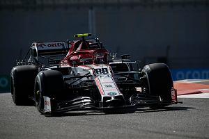 Kiedy Kubica wsiądzie do bolidu F1? Wyrósł mu nowy konkurent w Alfie Romeo