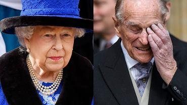 Królowa Elżbieta / książę Filip