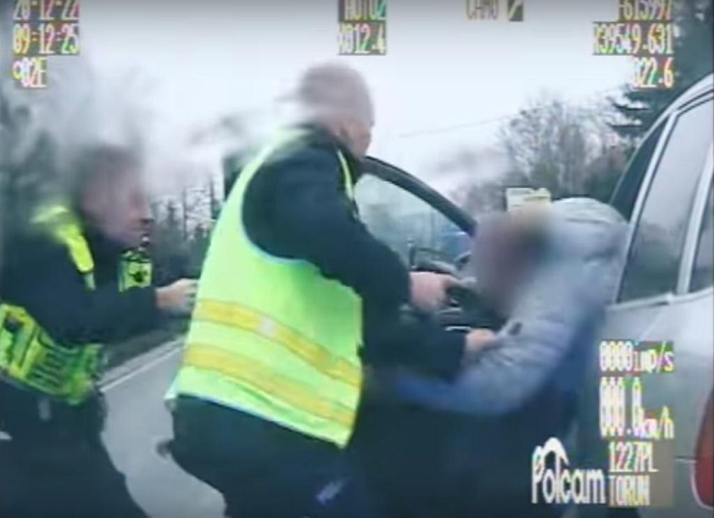 23-latek zatrzymany za kradzież porsche