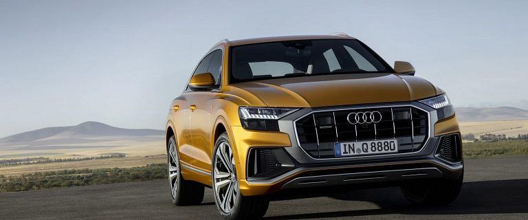 Flagowy SUV Audi niedawno wszedł na rynek. Rocznik 2018 już ma nowy cennik