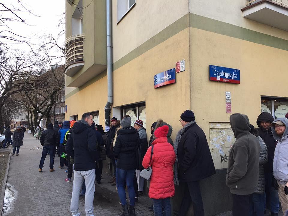 Tłusty Czwartek na Górczewskiej