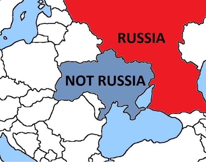 Mapa opublikowana na Facebooku przez amerykanską ambasadę w Warszawie