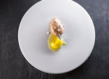 Baranie jądro, masło rozmarynowe, cukier lawendowy - ugotuj