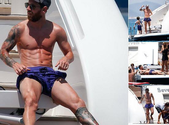 Tak wakacje spędza Lionel Messi