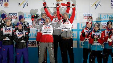 MŚ w Lahti, Polacy drużynowymi mistrzami świata