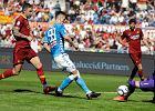 Serie A. Napoli rozbiło Romę. Kolejny gol Arkadiusza Milika