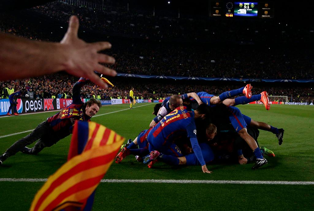 Barcelona - PSG