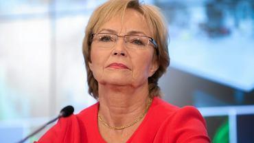 Lena Kolarska-Bobińska - Minister Nauki i Szkolnictwa Wyższego