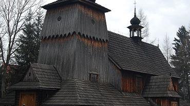 Harenda. Kościół