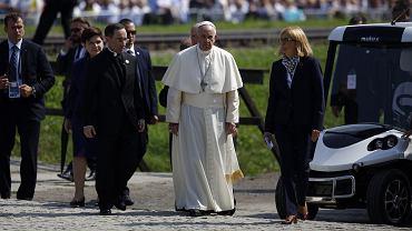 Oświęcim: Papież Franciszek z wizytą w Auschwitz-Birkenau