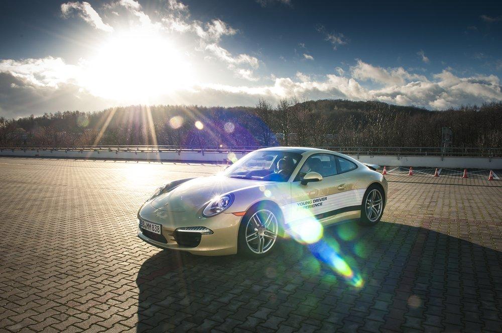 Porsche WOŚP 2016