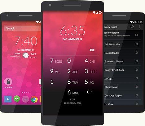 CyanogenMod to ciekawa wersja Androida