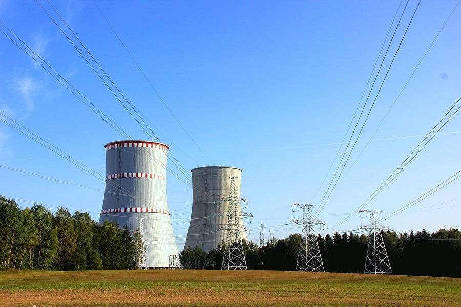 Białoruska elektrownia atomowa w Ostrowcu