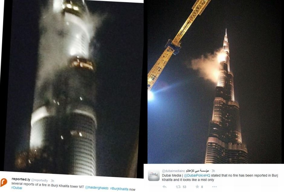 Burj Chalifa w Dubaju