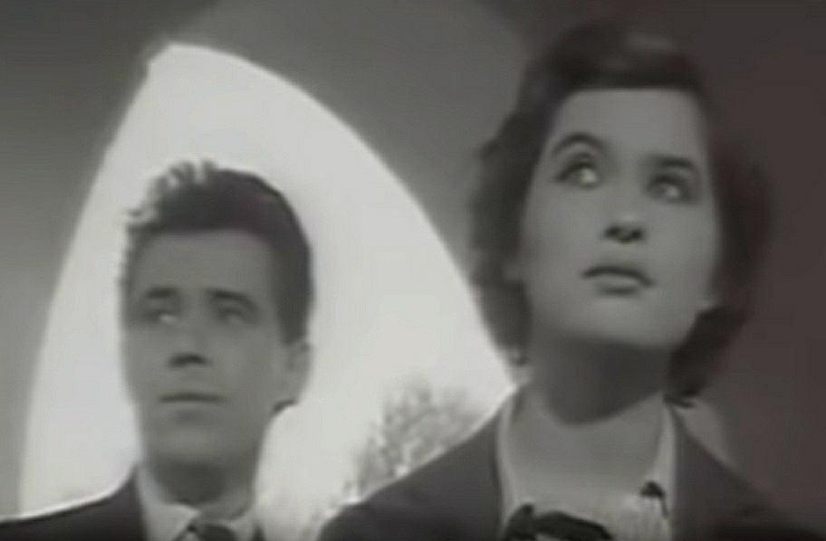 Maria Wachowiak i Tadeusz Janczar