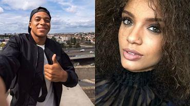 Kylian Mbappe spotyka się z Miss Francji