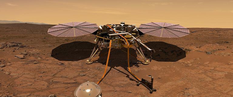 Polski kret na Marsie ma kolejny problem. NASA twierdzi, że znów mógł utknąć