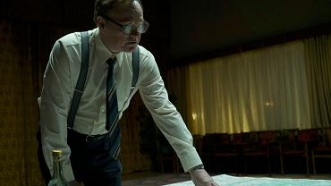 Czarnobyl - Jared Harris jako Valery Legasov