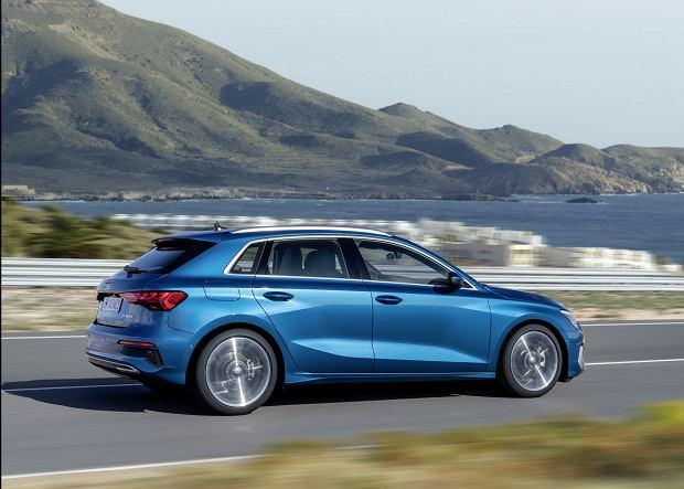 Nowe Audi A3 Sportback. Kompakt klasy premium po raz czwarty